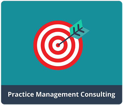 Practice Management Consulting Icon