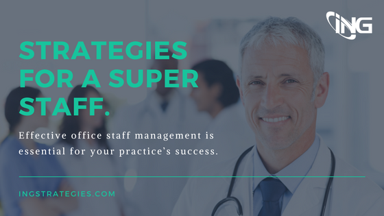 Strategies for a Super Staff